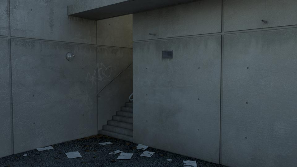 [W.I.P] Concrete Stairs - Page 2 Sunset_3