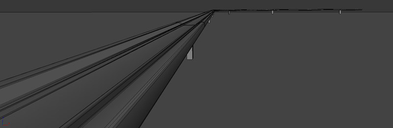Exercice 01 - Compositing et intégration - WIP Pont
